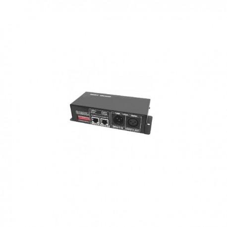 Controleur DMX 512 pour ruban LED