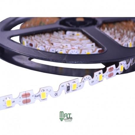 Kit ruban LED forme S pro 2835/60 12V blanc froid ou blanc chaud IP20