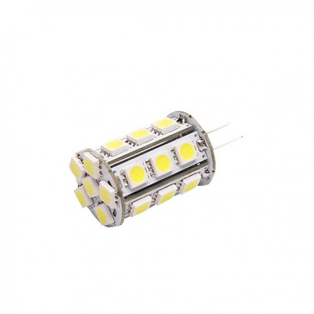 Ampoule 12V G4 LED 3W blanc froid