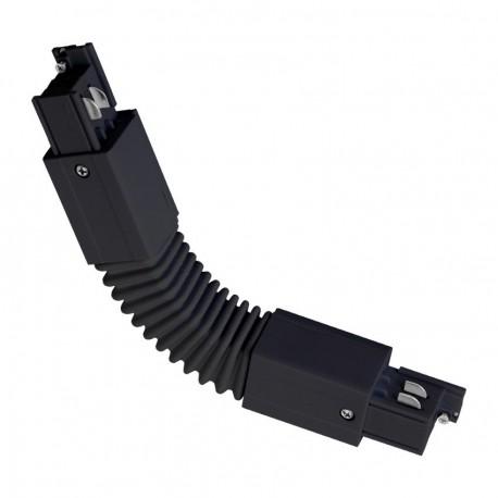 Angle flexible pour rail triphasé