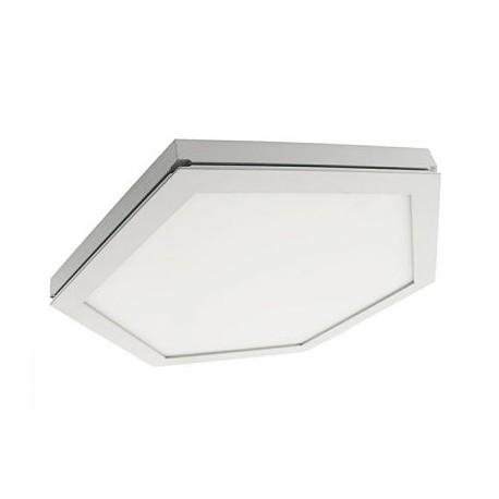 Dalle LED hexagonale 283X283X23H mm 10w