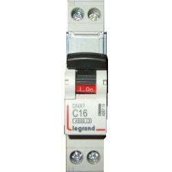 Disjoncteur Legrand DNX3 C 16A