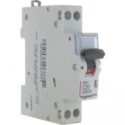 Disjoncteur Legrand DNX3 C 20A