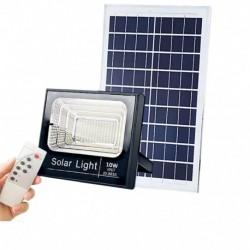 Projecteur LED Solaire Blanc Froid de10W, 25W,40W,60W,100W ou 200W étanche (IP65)