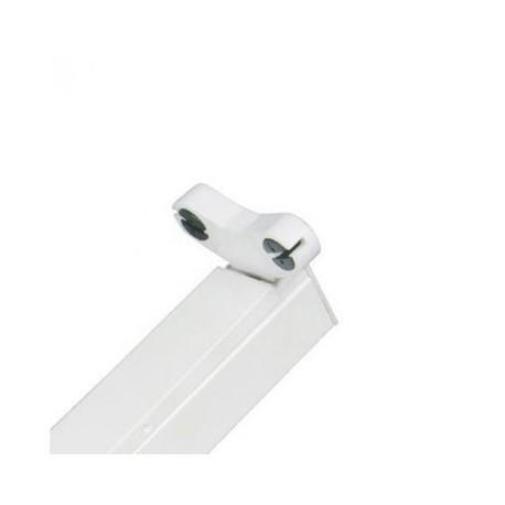 Réglette double pour Tube LED T8 120 cm