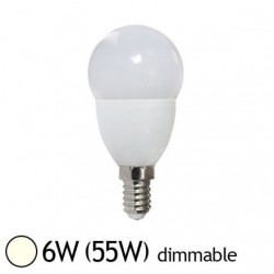 Ampoule Led E14 Dimmable 6W