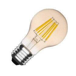 Ampoule LED E27 Dimmable 6W Filament Gold
