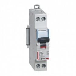 Disjoncteur Legrand DNX3 C32 courbe C 4500A / 6KA