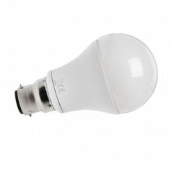 Ampoule LED 12W  B22  (baïonnette) blanc neutre