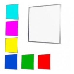 Dalle LED RGB (multi couleurs) EPISTAR avec télécommande