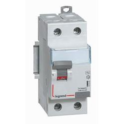 Interrupteurs différentiels Legrand DX3 id 2p 230v 40A type A 30ma