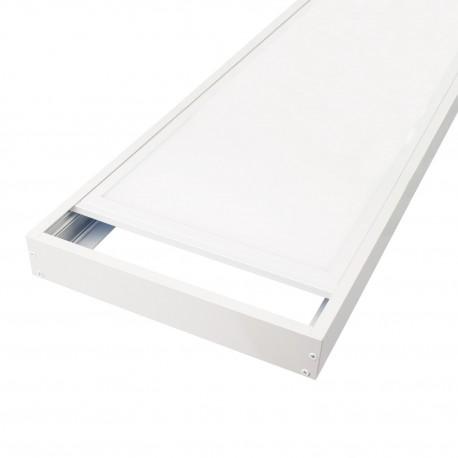 Cadre sailli pour dalle LED 300x1200 mm à monter