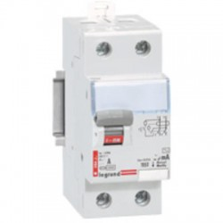 Interrupteurs différentiels Legrand DX3 id  2p  230v 63A  type AC  30ma