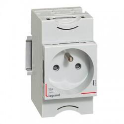 Prise de courant modulaire Legrand 16A 250V