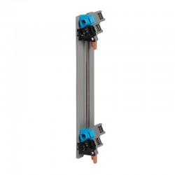 Peigne verticale Legrand VX3 monophasée  pour coffret 2 rangées