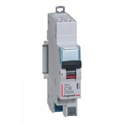 Disjoncteur Legrand DNX3 C16 courbe C 4500A / 6KA automatique