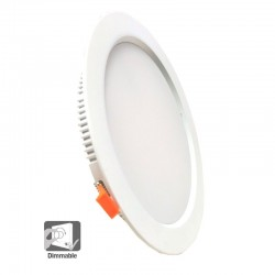 Downlight LED rond 30W dimmable