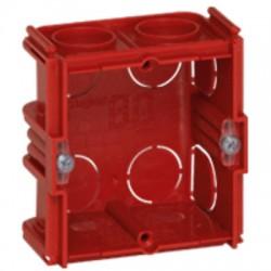 Batibox maçonnerie carrée 1 poste profondeur 40mm