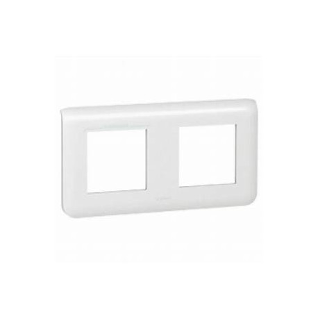 Plaque mosaic blanche 4 Modules