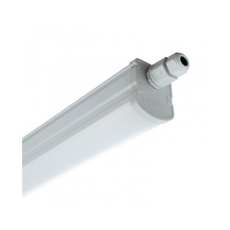Réglette Étanche LED Philips traversante 120 cm 33W IP65