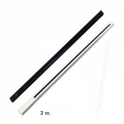 Rail Monophasé pour Spots LED longueur 2 Mètres