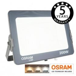 Projecteur LED OSRAM 200W couleur réglable 3000K-4000K-6000K