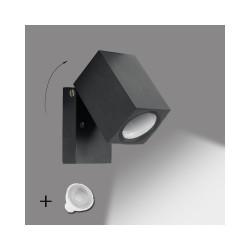 Applique murale LED GU10 6W extérieure IP54