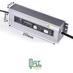 Transformateur étanche 12V 300 Watt