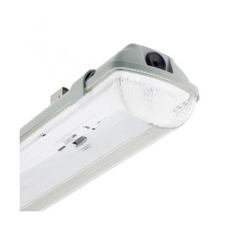 Réglette étanche 1500 mm double connection latéral