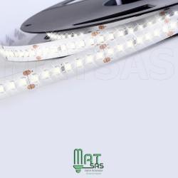 Ruban LED 2835 / 120 LED mètre blanc froid longueur 5 mètres