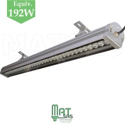 Wallwasher LED 24W de 1 métre