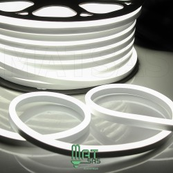 Strip LED néon flexible  Professionnel EPISTAR 2835 120 LED/m  blanc froid étanche (IP68)