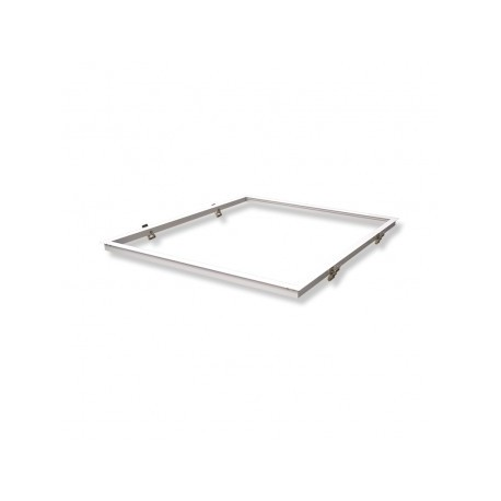 Cadre blanc pour dalle LED 600 X 600 mm spécial placo