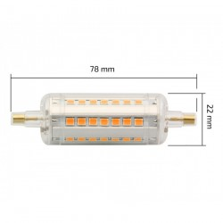 Ampoule LED 5W R7S 78mm