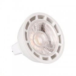 Ampoule LED MR16 (12V) COB 5 Watts Professionnelle 60°