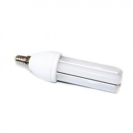 Ampoule LED longue E14 blanc neutre 8 W (petit culot)