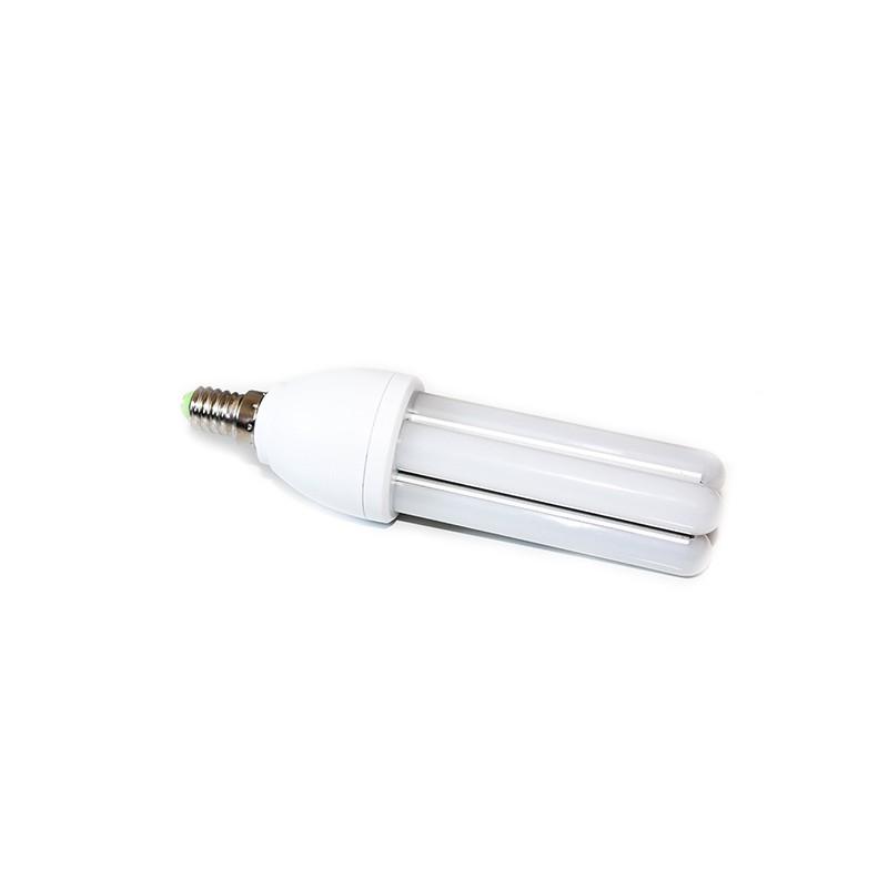 ampoule led longue e14 blanc neutre 8 w petit culot. Black Bedroom Furniture Sets. Home Design Ideas