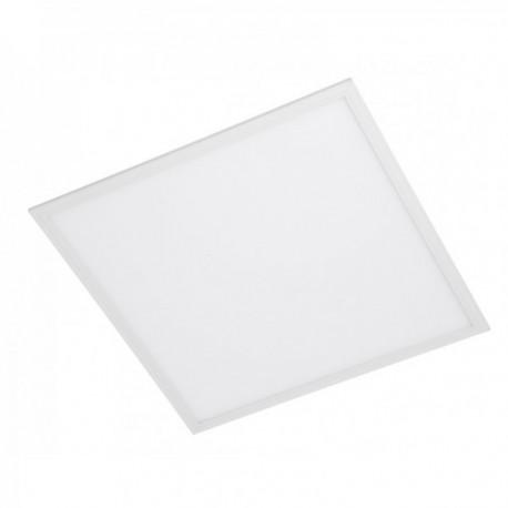 Dalle LED 60x60cm 36W haute Lumen 4000lm Cadre blanc