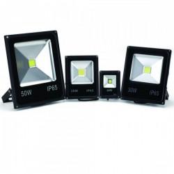 Projecteur LED étanche Blanc Froid extra plat 10W, 20W, 30W, 50W