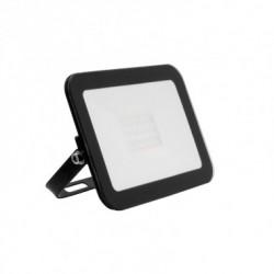 Projecteur LED Extra Plat  20W Noir