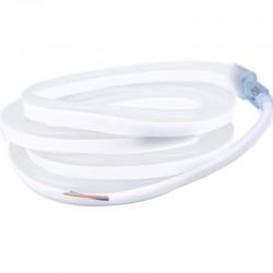 Néon flexible LED Pro 12V EPISTAR 2835 120 LED/m de 5 mètres blanc Froid étanche (IP67)