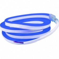 Néon flexible LED Pro 12V EPISTAR 2835 120 LED/m de 5 mètres Bleu étanche (IP67)