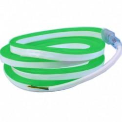 Néon flexible LED Pro 12V EPISTAR 2835 120 LED/m de 5 mètres Vert étanche (IP67)